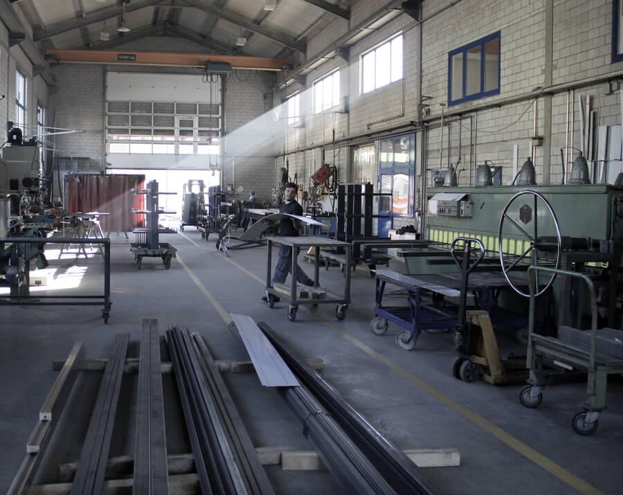 Metallbau in der Ostschweiz_FMT Metall Technik