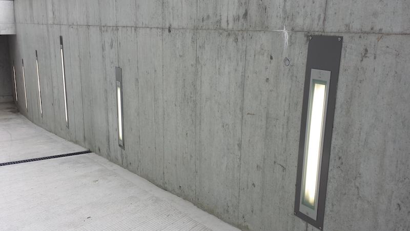 Verglasung, AXA Winterthur, Beleuchtung I
