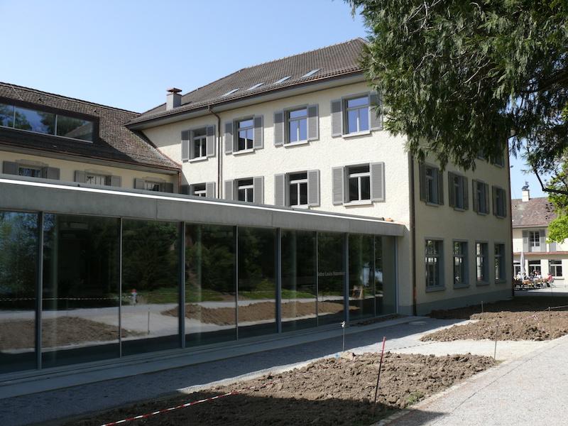 Verglasung, BBZ Arenenberg