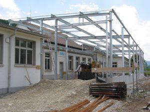 Stahlbau Buhler AG,Turbenthal I