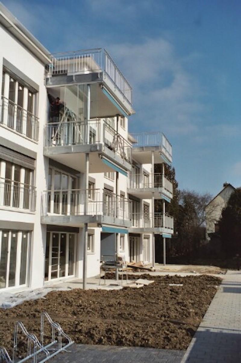 Balkon, Deutweg,Winterthur_FMT Metallbau AG