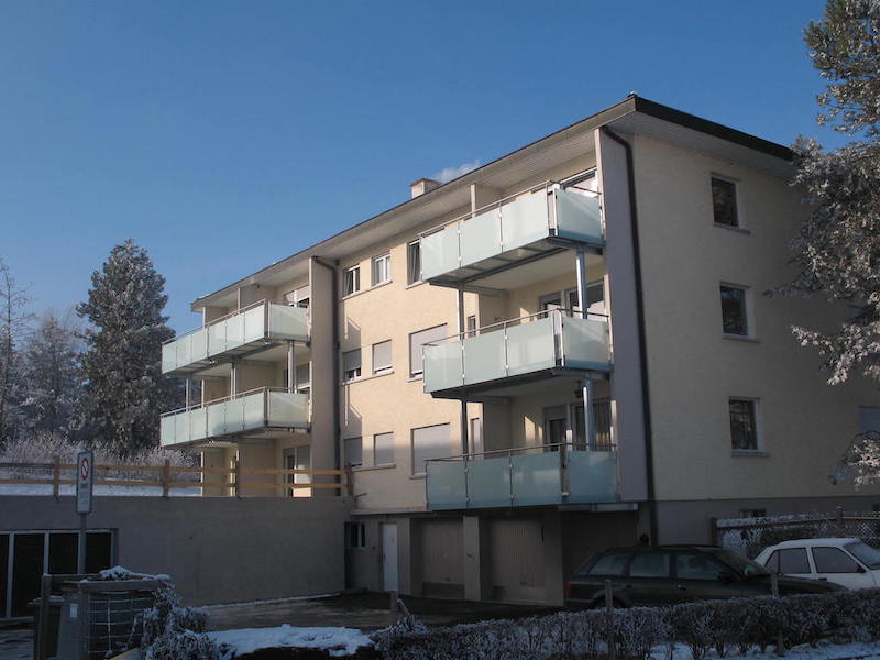 Stahlbalkone, Willikonerstr.Oetwil a.See_FMT Metall Technik AG