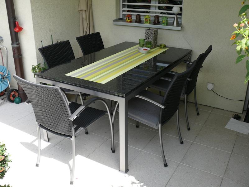 Spezialanfertigung Tisch Fam. Lohner, Frauenfeld