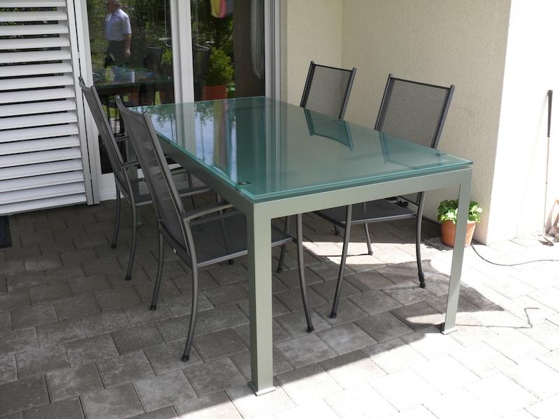 Spezialanfertigung Tisch M. Siebenthal, Frauenfeld