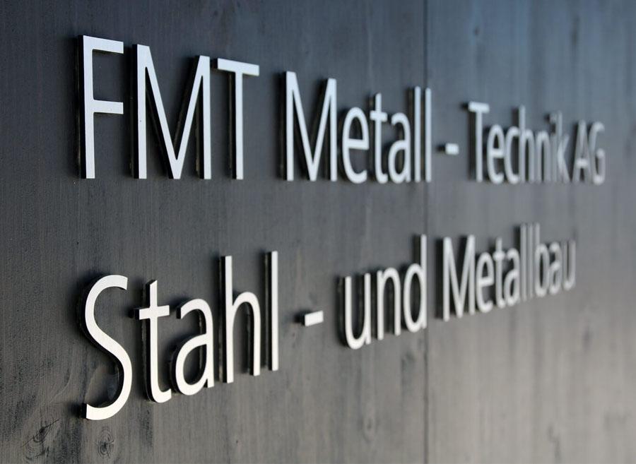 Stahl und Metallbau FMT Metallbau AG