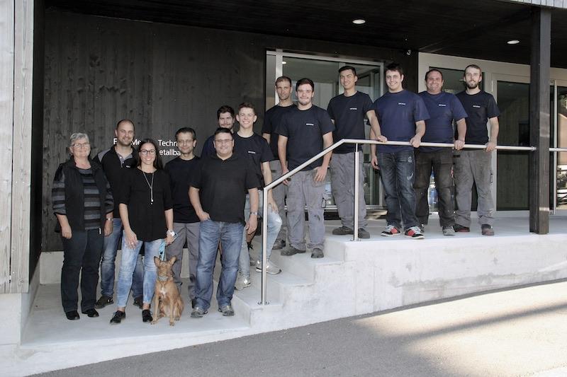FMT Metall Technik Mitarbeiter
