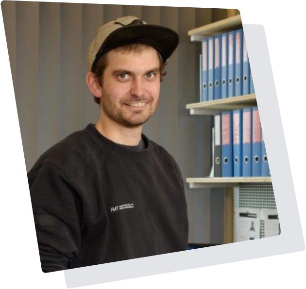 Daniel Hagenbüchli FMT Metall Technik AG