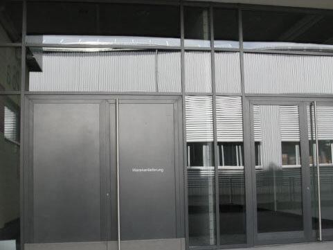 Stahltür FMT Metallbau AG