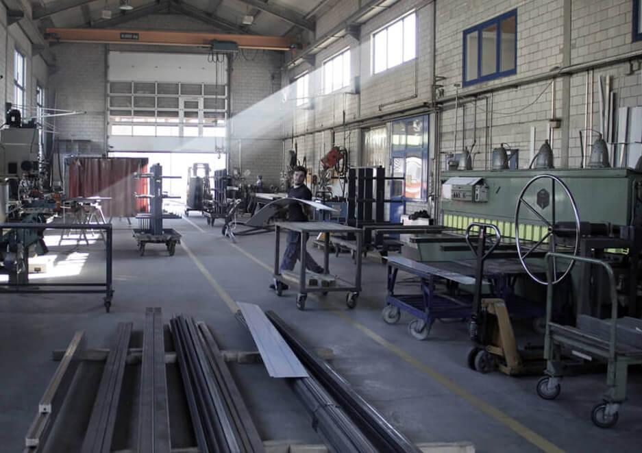 FMT Metall Technik Werkstatt & Produktion