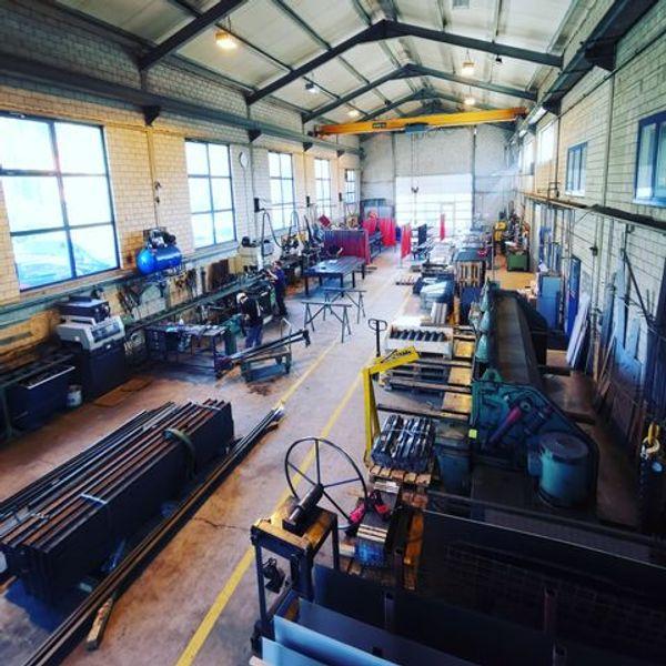 FMT Metall Technik Werkstatt & Produktion neu